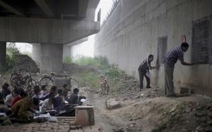 Image courtesy Altaf Qadri / AP