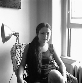 Image of Eva Hesse, 1959 by Stephen Korbet