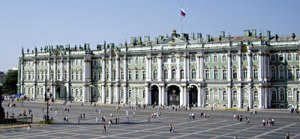 Image of State Hermitage Museum courtesy Gay Tours Russia